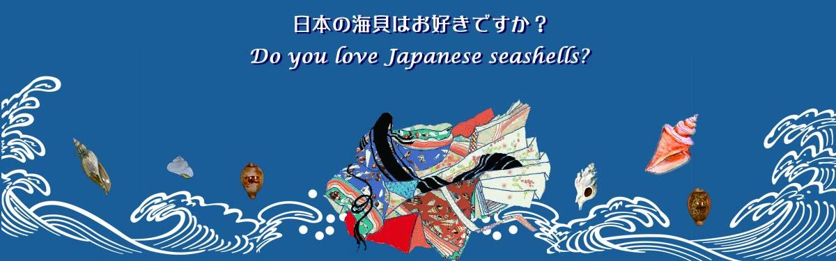 Japanese seashells